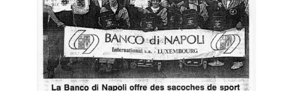 1993 05 27 Sponsor Banco di Napoli