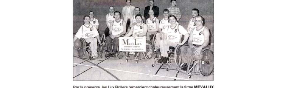2001 Mevalux Sponsor