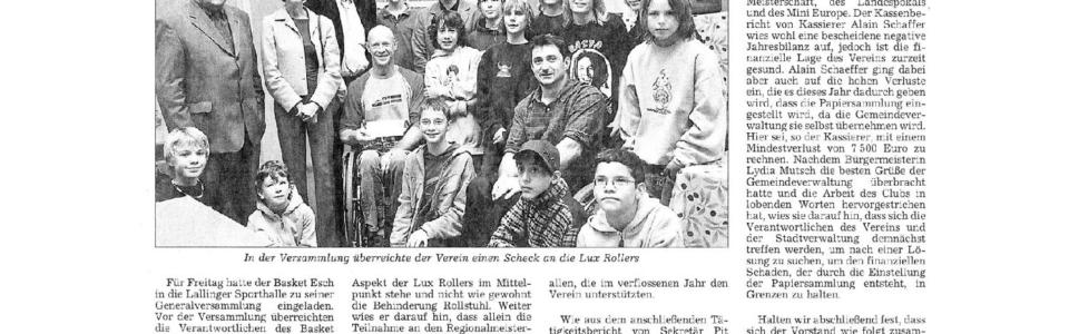 2003 Don Basket Esch a